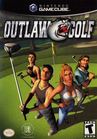Outlaw Golf - GameCube [NEW]