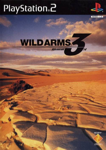 Wild Arms Advanced 3rd - PlayStation 2 (Japan)