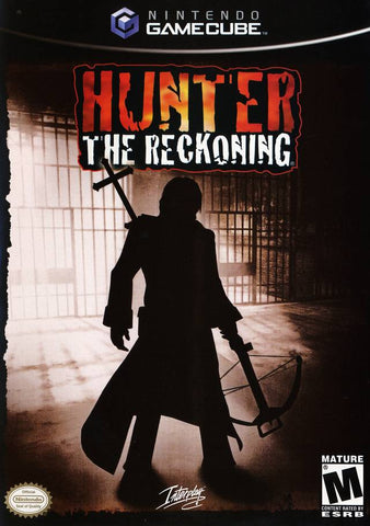 Hunter: The Reckoning - GameCube [USED]