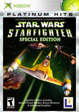 Star Wars Starfighter: Special Edition (Platinum Hits) - Xbox