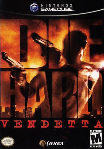 Die Hard: Vendetta - GameCube [USED]