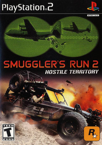Smuggler's Run 2: Hostile Territory - PlayStation 2
