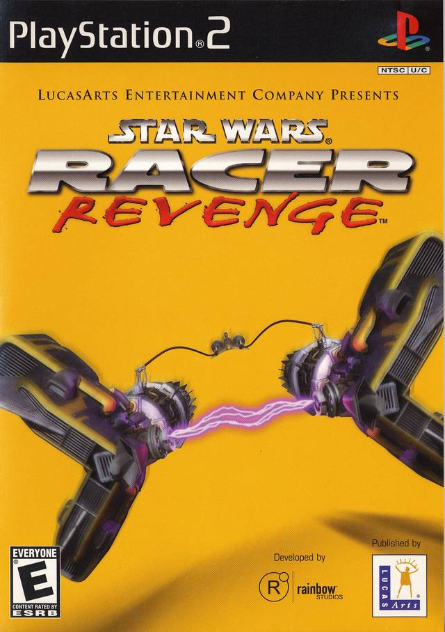 Star Wars: Racer Revenge - PlayStation 2
