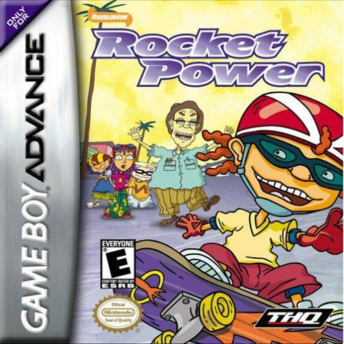 Rocket Power: Dream Scheme - Game Boy Advance (Action, 2001, US )