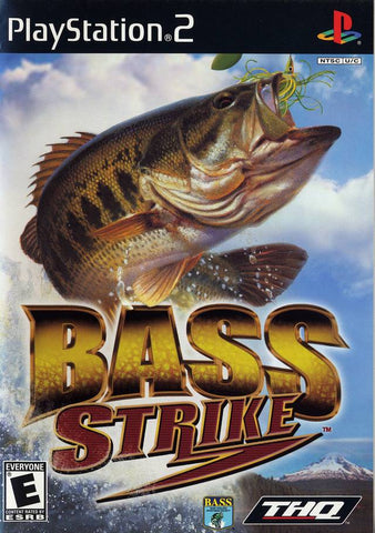 BASS Strike - PlayStation 2