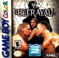 WWF Betrayal - Game Boy Color [NEW]