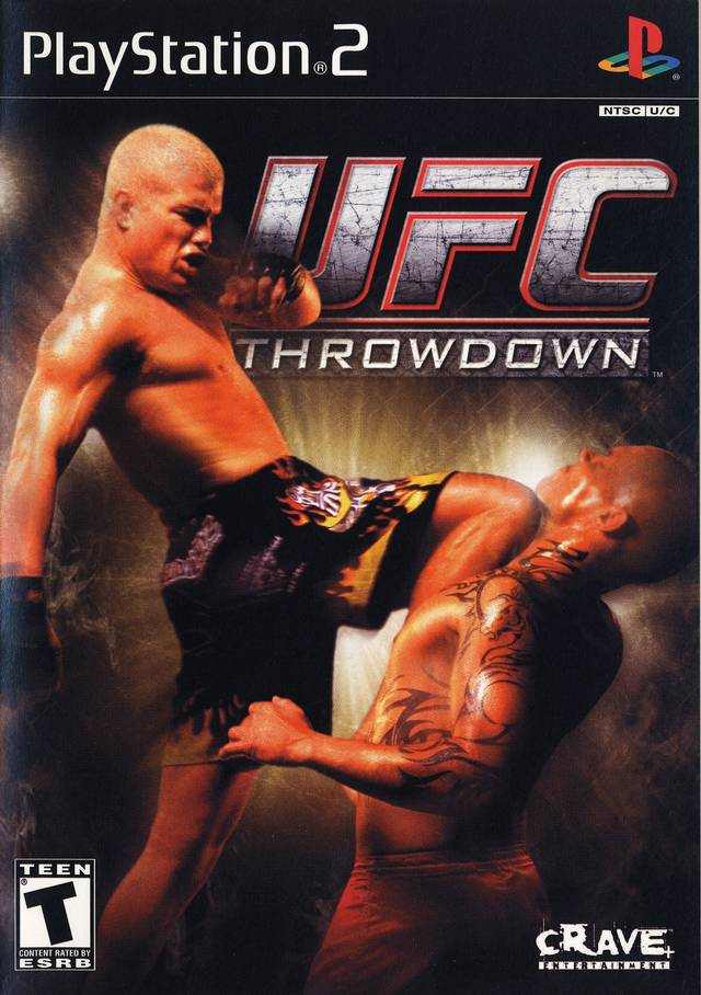 Ultimate Fighting Championship: Throwdown - PlayStation 2