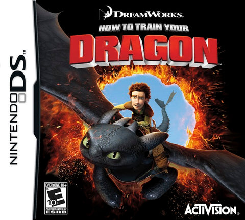 How to Train Your Dragon - Nintendo DS