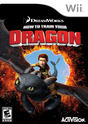 How to Train Your Dragon - Nintendo Wii [USED]