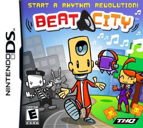 Beat City - Nintendo DS