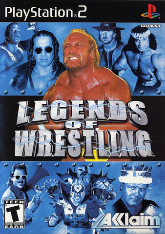 Legends of Wrestling - PlayStation 2