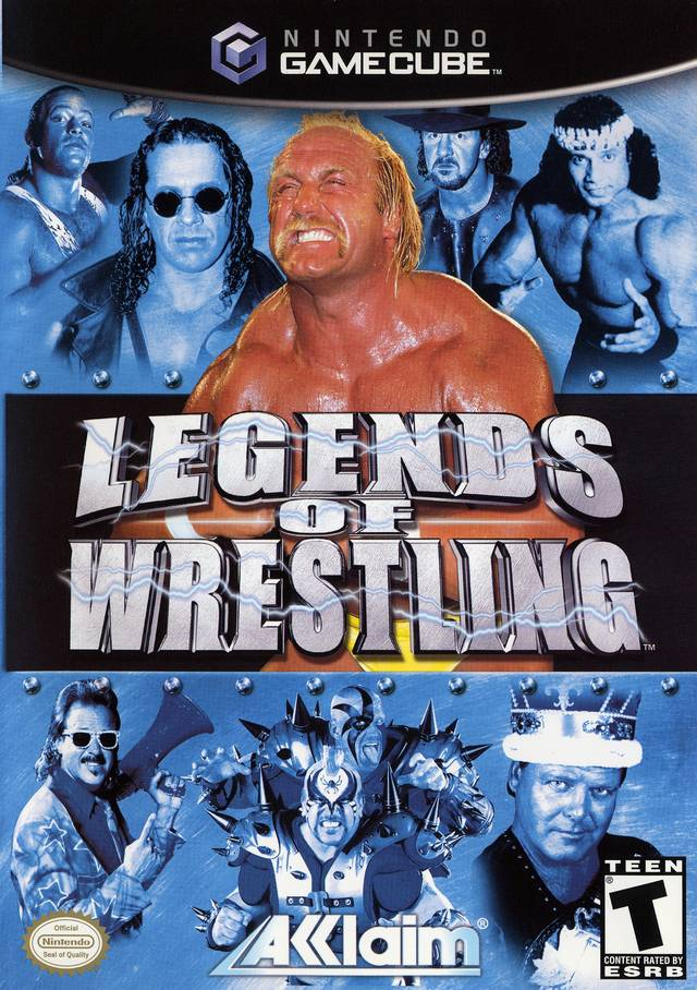 Legends of Wrestling - GameCube [USED]