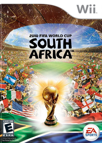 2010 FIFA World Cup South Africa - Nintendo Wii [USED]