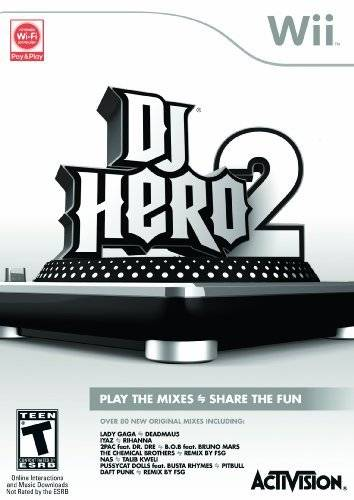 DJ Hero 2 - Nintendo Wii [USED]