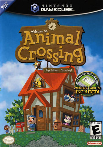 Animal Crossing - GameCube [NEW]
