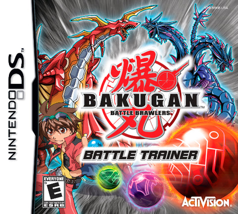 Bakugan Battle Brawlers: Battle Trainer - Nintendo DS