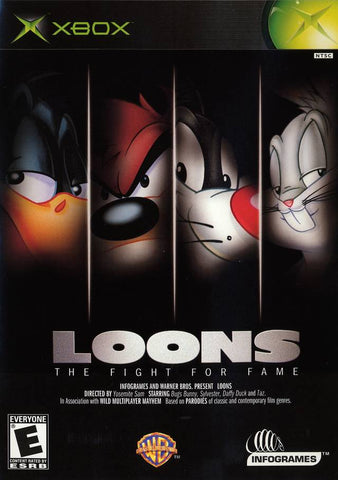Loons: The Fight for Fame - Xbox