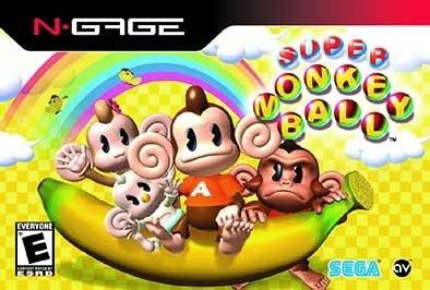 Super Monkey Ball - N-Gage