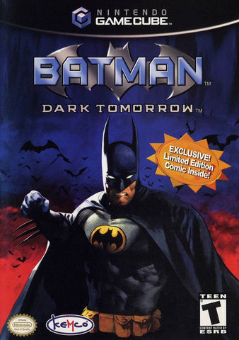 Batman: Dark Tomorrow - GameCube [USED]
