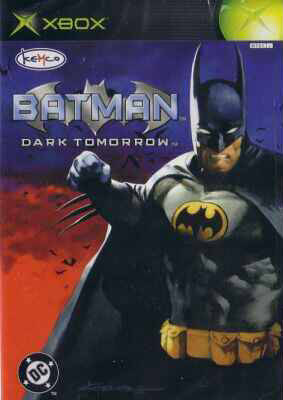Batman: Dark Tomorrow - Xbox (Japan)