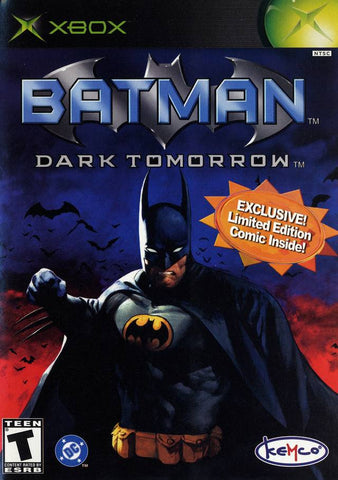 Batman: Dark Tomorrow - Xbox