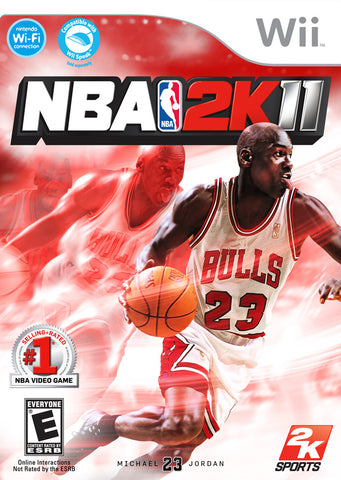 NBA 2K11 - Nintendo Wii [USED]