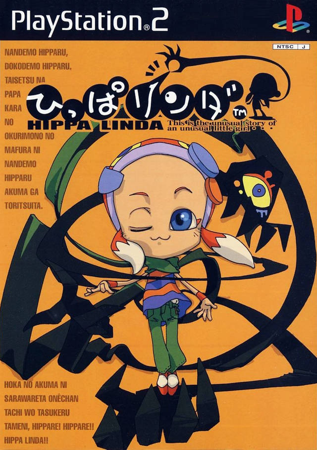 Hippa Linda - PlayStation 2 (Japan)