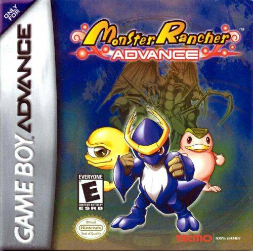 Monster Rancher Advance - Game Boy Advance [USED]