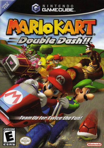 Mario Kart: Double Dash!! - GameCube [USED]