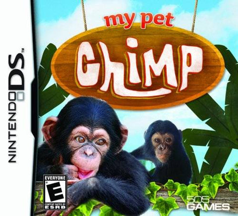 My Pet Chimp - Nintendo DS