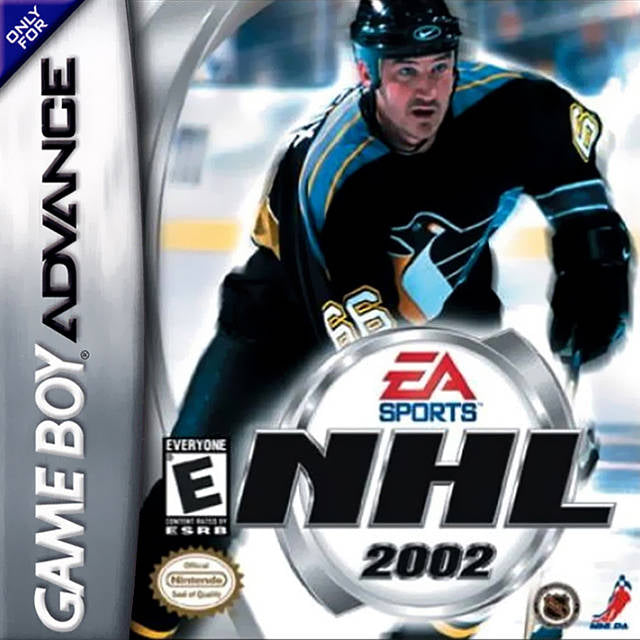 NHL 2002 - Game Boy Advance (Sports, 2002, US )