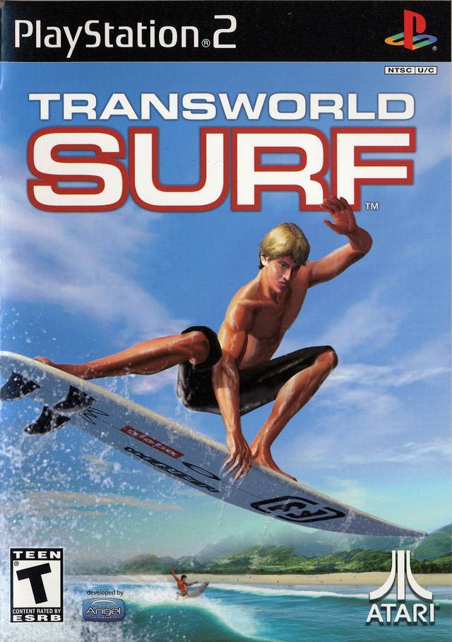 TransWorld Surf - PlayStation 2