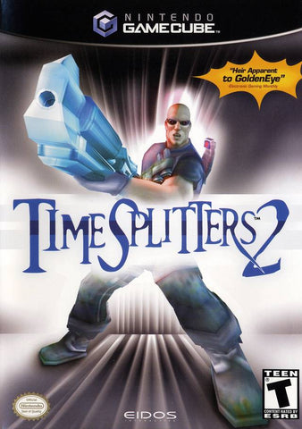 TimeSplitters 2 - GameCube [USED]