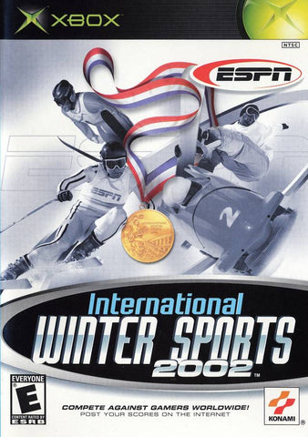 ESPN International Winter Sports 2002 - Xbox