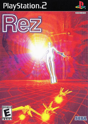 Rez - PlayStation 2
