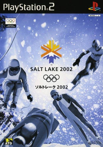 Salt Lake 2002 - PlayStation 2 (Japan)