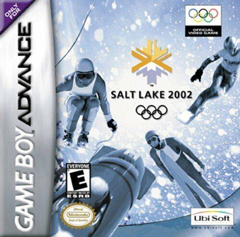 Salt Lake 2002 - Game Boy Advance [USED]