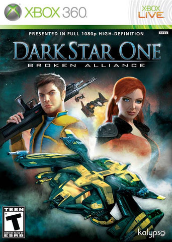 DarkStar One: Broken Alliance - Xbox 360
