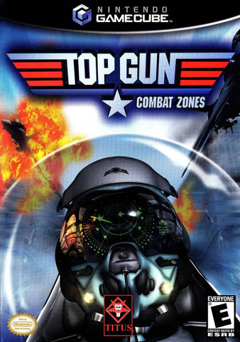 Top Gun: Combat Zones - GameCube [USED]