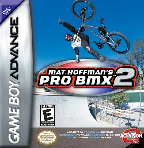Mat Hoffman's Pro BMX 2 - Game Boy Advance [USED]