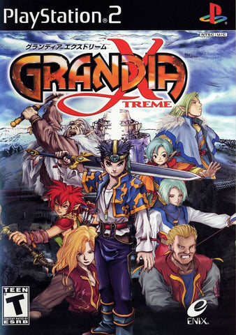 Grandia Xtreme - PlayStation 2