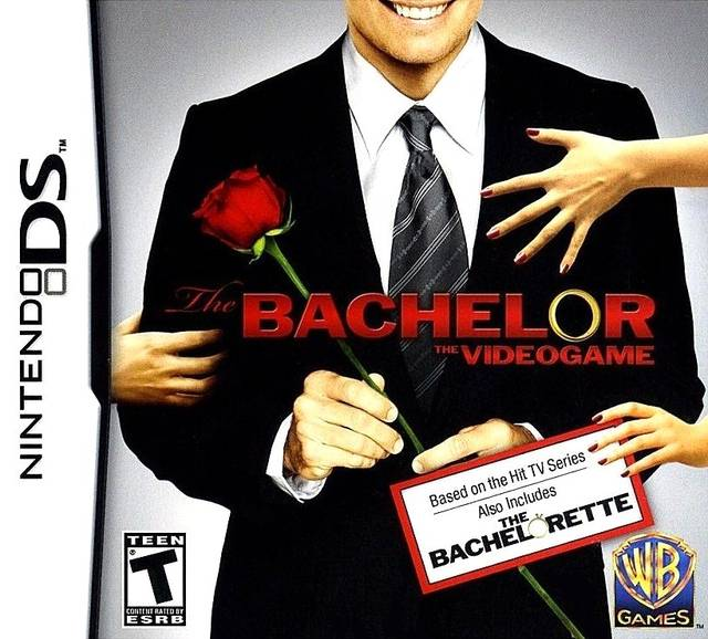 The Bachelor: The Videogame - Nintendo DS