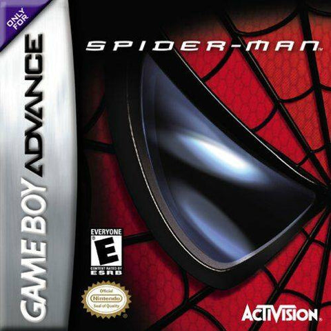 Spider-Man: The Movie - Game Boy Advance [USED]