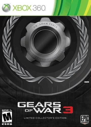 Gears of War 3 (Limited Collector's Edition) - Xbox 360