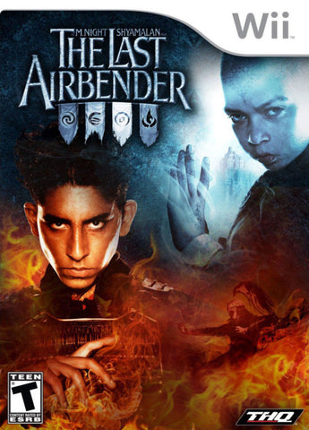 The Last Airbender - Nintendo Wii [USED]