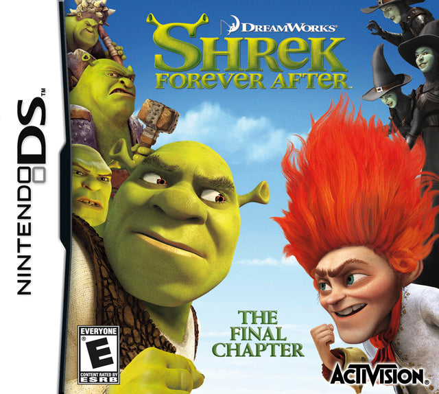 DreamWorks Shrek Forever After - Nintendo DS