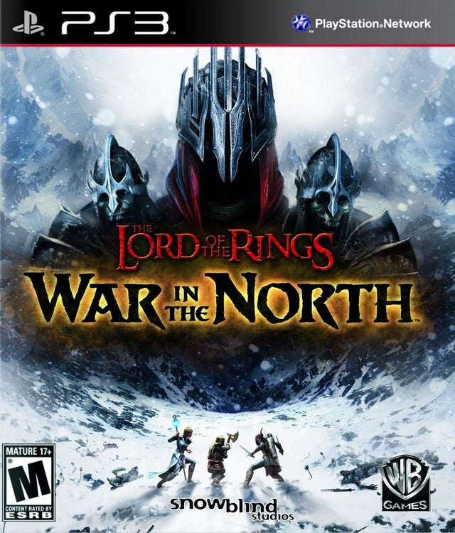 The Lord of the Rings: War in the North - PlayStation 3