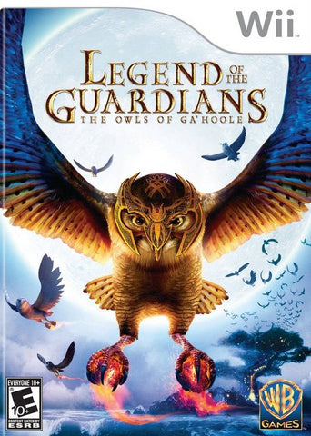 Legend of the Guardians: The Owls of Ga'Hoole - Nintendo Wii [NEW]