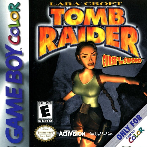 Lara Croft - Tomb Raider: Curse of the Sword - Game Boy Color [USED]