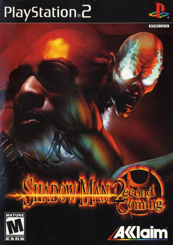 Shadow Man: 2econd Coming - PlayStation 2